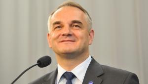 Listę kandydatów PSL do Sejmu w okręgu płocko-ciechanowskim otwiera prezes tej partii,...