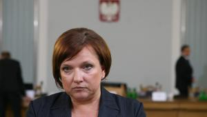 Pełnomocnik zarządu świętokrzyskiego PiS posłanka Beata Kempa będzie liderką...