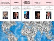Zobacz 50 najbardziej wpływowych ludzi świata finansów według Bloomberga