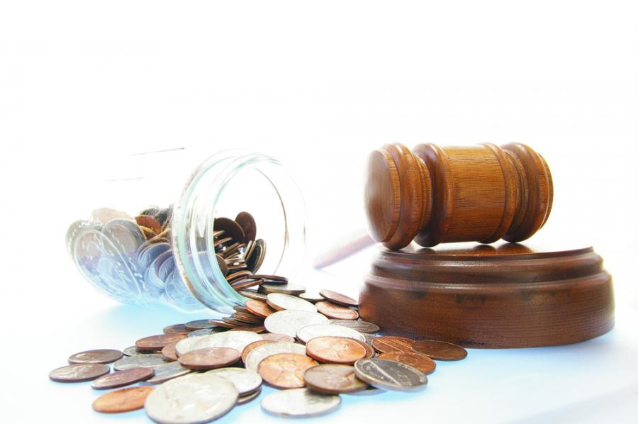 prawo, sędzia, pieniądze