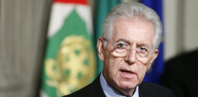 Mario Monti nie ukrywa, że w walce o nie gotów jest uciec się do zawetowania projektu budżetu, nawet gdyby miał zrobić to sam.