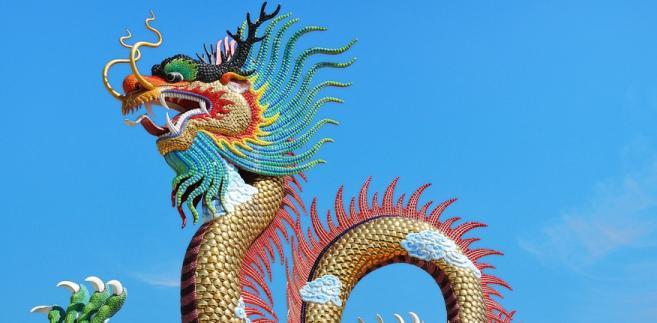 Azjatycki smok może oznaczać równieć ciemną stronę gospodarki
