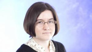 Michalina Topolewska, dziennikarz działu praca