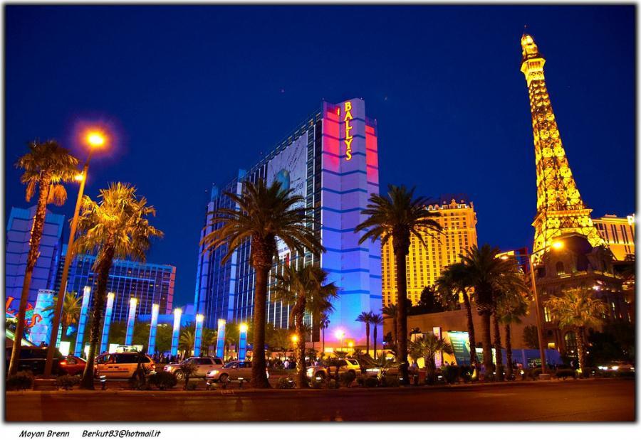 Las Vegas Fot.flickr/Moyan_Brenn