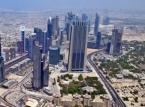 <b>Miejsce 6. Emiraty Arabskie-dochód na osobę: $47,439 </b><br /> Na zdjęciu widok z Burj Khalifa, najwyższego budynku na świecie (ponad 800 m n.p.m.) w Dubaju
