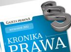 Kronika Prawa wrzesień 2011