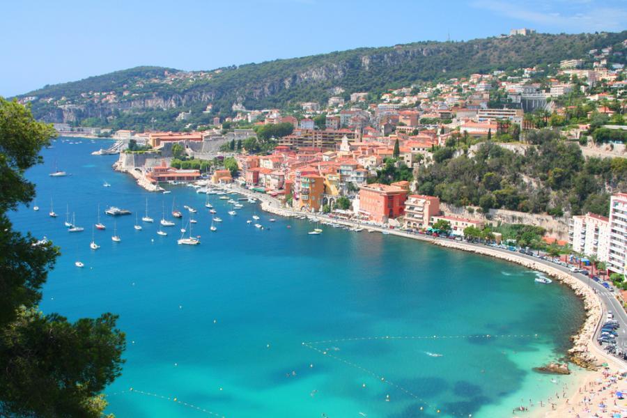 Francja, wakacje