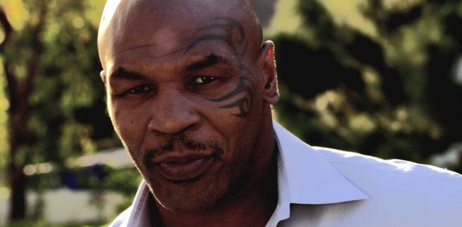 Bokser Mike Tyson