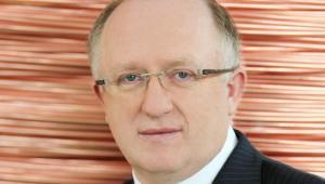 Prezes KHHM Herbert Wirth