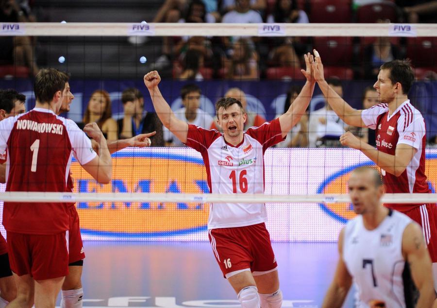Mecz Polska-USA