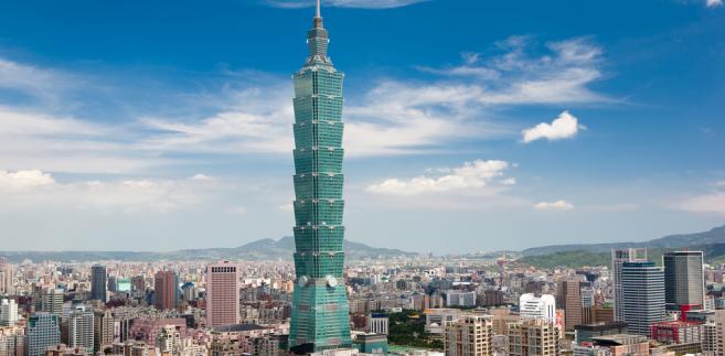 Taipei 101 na Tajwanie